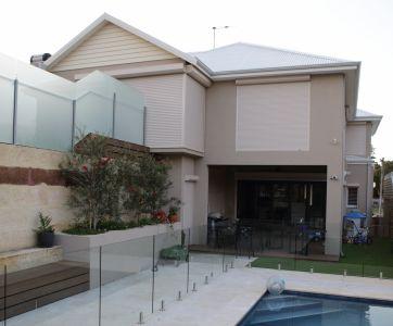 017 Rear House
