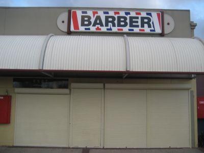 C8 Barber